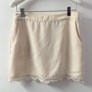 Forever 21 Mini Skirt Size Medium